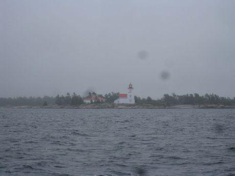 Gereaux Island Lighthouse
