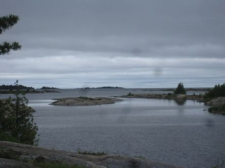 Bustard Islands Horizon