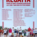 2011 Junior Regatta Poster