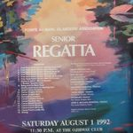 1992 Senior Regatta - New