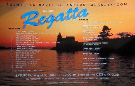 2000 Senior Regatta - New