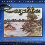 2001 Senior Regatta - New