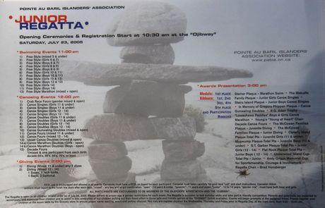 2005 Junior Regatta - New