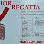 1986 Junior Regatta - New
