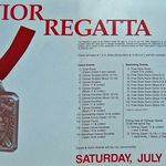 1986 Junior Regatta - New