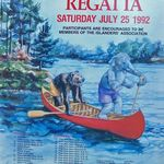 1992 Junior Regatta - New