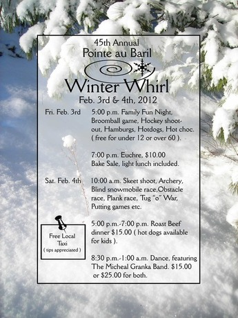 45th Annual Winter Whirl