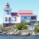 Pointe-au-Baril Lighthouse - CLOSED
