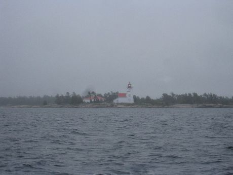Gereaux  Island Lighthouse