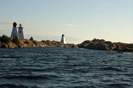 Bustard Island Lighthouse and Ranges (1)