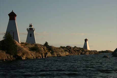 Bustard Island Lighthouse and Ranges (2)