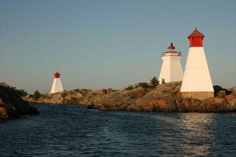 Bustard Island Lighthouse and Ranges (3)