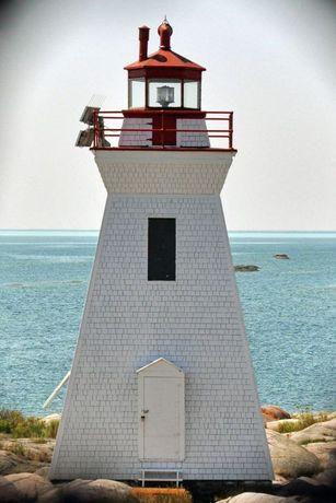 Bustard Islands Lighthouse