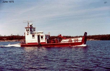 Coast Guard ship, Remy