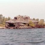 Oldfield log cabin