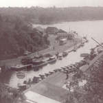 PAB station long ago