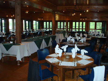Ojibway dining room