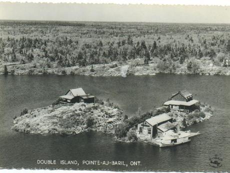 Double Island postcard