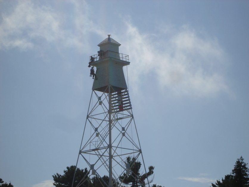 Painting the Range Light