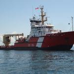 Coast Guard ship Samuel Risley