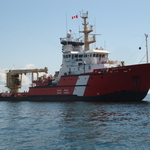 Coast Guard ship Samuel Risley