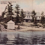 The Ojibway Hotel - before the tower