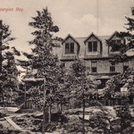 Original Ojibway Hotel, built in 1906