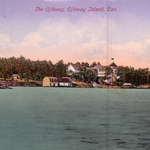 Ojibway Hotel, mailed 1915