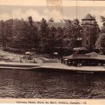 Ojibway Hotel 1940s