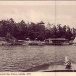 Ojibway Hotel 1950s