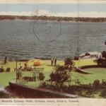From Ojibway Veranda, 1945