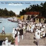Regatta at the Ojibway, year unknown