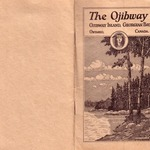 Brochure from Ojibway Hotel, late 1920s
