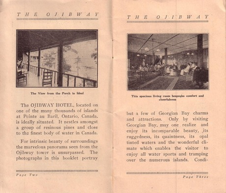 Brochure pages 2 and 3