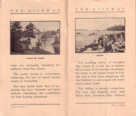 Brochure pages 4 and 5