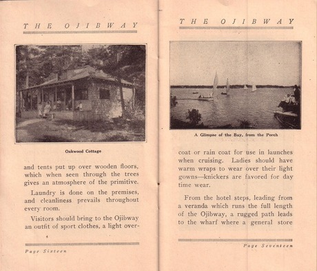 Brochure pages 16 and 17