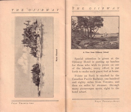 Brochure pages 22 and 23