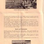 1932 Brochure Ojibway details