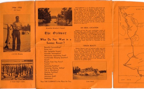 1935 Brochure some inside pages
