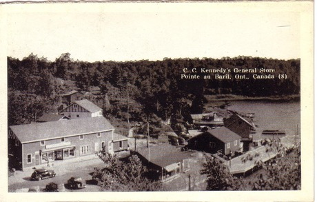 Kennedys Store at the Station