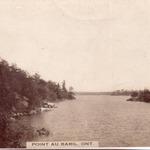 Point Au Baril Channel