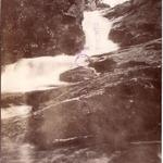 Upper Shawanaga Falls