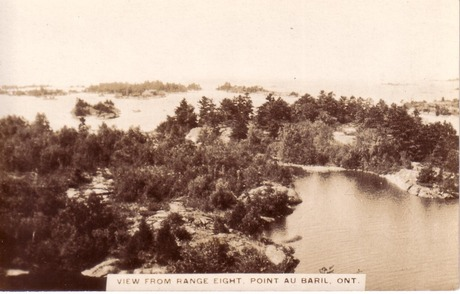 View from Range Light