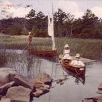 Near Ojibway Island, 1924