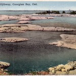 Near the Ojibway, 1920s