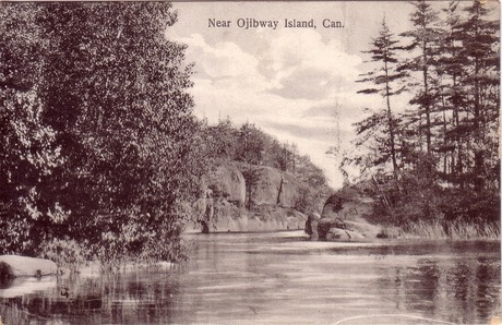 Near the Ojibway 1914