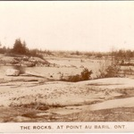 The Rocks at Point Au Bail