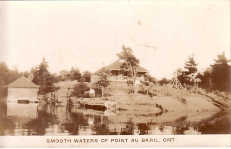 Smooth Waters of Point Au Baril