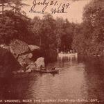 Hemlock Channel mailed 1909