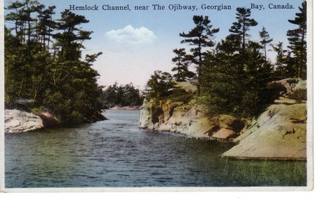 Hemlock Channel late 1930s
